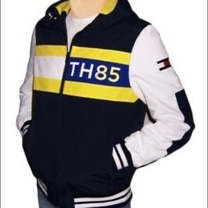 TOMMY HILFIGER Men's Yacht Hooded Jacket